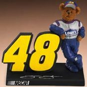 Jimmie Johnson Boyds Bearstone