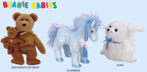 November Beanie Babies Releases