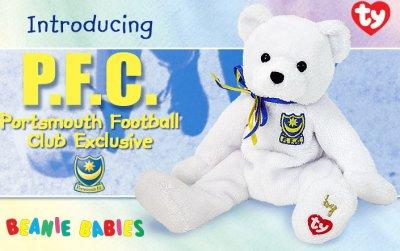 Portsmouth Football Club Exclusive Beanie