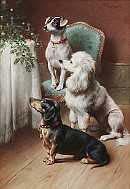 Dogs in Art at Bonhams