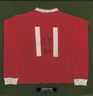 A League Of Legends At Christie's Football Sale – -George Best, Bobby Moore, Chopper Harris, Rivelino and Eric Cantona all represented at Christie's autumn sale of football memorabilia