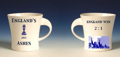 Carlton Ware Ashes Mug