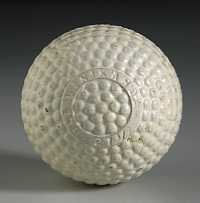 World record price for golf ball sold at Boston auction