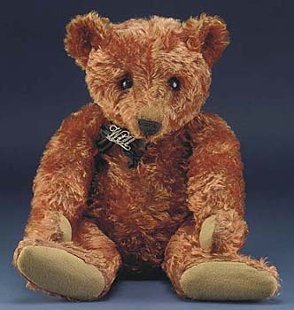 The Annual Teddy Bears Auction at Christies