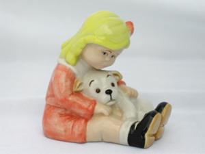 Wade Sarah and Puppy