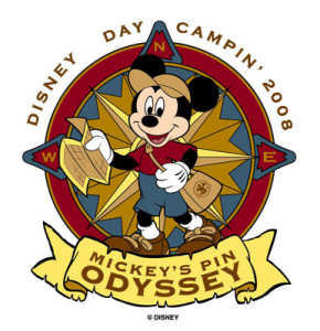 Disney Day Campin' Event