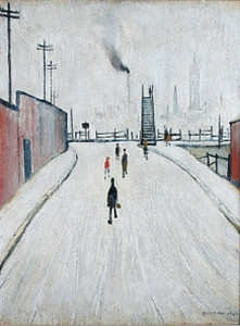 LS Lowry Works To Be Sold