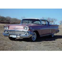 Buddy Holly 1958 Chevy Impala