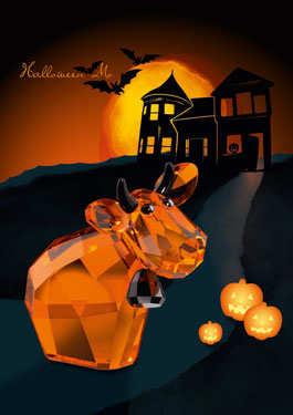 Swarovski's Halloween Mo