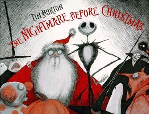 Original Nightmare Before Christmas Book