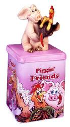 Piggin Friends 2001