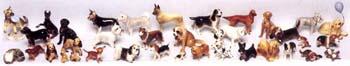 Hagen-Renaker Dogs