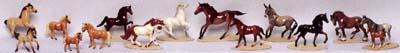 Hagen-Renaker Horses
