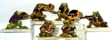 Toadally Brass