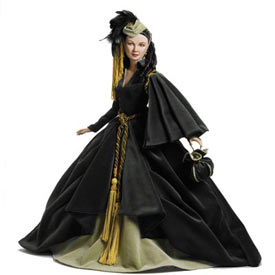 FAO Schwarz Excluisve Scarlett O Hara Dressed Doll by Robert Tonner
