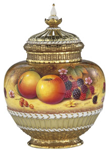 Painted Fruit Pot Pourri