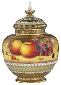 Painted Fruit Pot Pourri