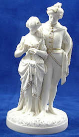 Royal Worcester Parian