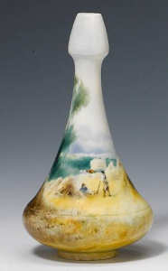 Royal Worcester Urn Harry Davis 1908