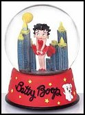 "Exclusive ""Betty Boop in the City"""