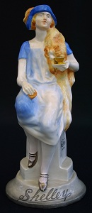 Shelley Pottery Figurine