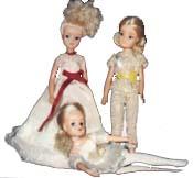 1980s Sindy Dolls