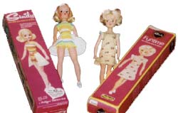 1970s Sindy Dolls