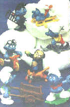 1st Super Smurfs