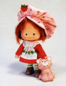 World Collectors Net Strawberry Shortcake Dolls
