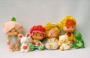 Strawberry Shortcake Babies