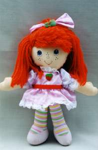 Strawberry Shortcake Cloth Doll