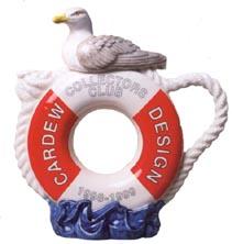 Cardew Lifebelt teapot