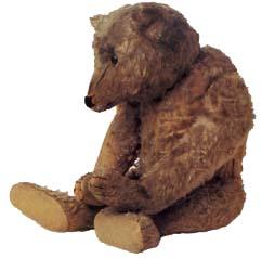 Teddy Bears - A History of Teddy Bears & Teddy Bear Collecting