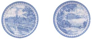 Collectors Club Plates